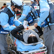 本学学生赤十字奉仕団が石川県防災総合訓練に参加