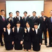 女子バスケットボール部とアイスホッケー部が金沢市長表敬訪問