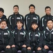 アイスホッケー部から国体代表選手に8名選出!