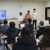 森永製菓株式会社と共同で課題解決授業を実施