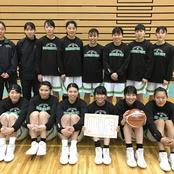 女子バスケットボール部 石川県学生選手権3連覇!