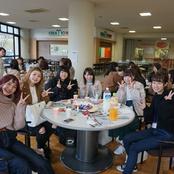 経済経営学部で女子会開催