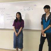 経済経営学部金澤ゼミ・森田ゼミ合同で大学院進学OBによる進学説明会開催