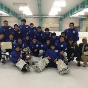 アイスホッケー部が第26回北國新聞社杯石川県選手権大会で優勝