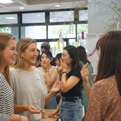 MOGUMOGUで国際交流イベントを開催