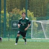 女子サッカー部5名が国体チームに選出