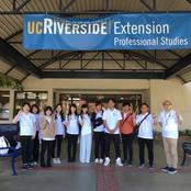 夏の海外プログラム、世界で研修中
