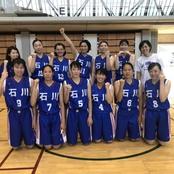 女子バスケットボール部 国体本戦に2年連続出場!