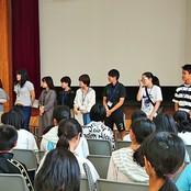 本学学生が小学生イングリッシュキャンプに参加