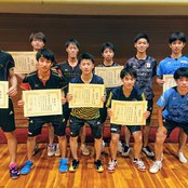 卓球部「全日本学生卓球選手権大会(インカレ個人の部)」へ10名出場