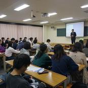 金沢国税局課税部長による講演会を開催