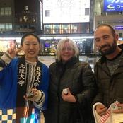 日本酒による海外誘客イベント
