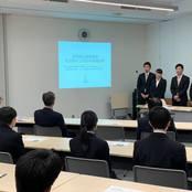 藤岡ゼミ 能登高校がもたらす経済効果を発表