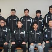 アイスホッケー部から国体代表選手に10名選出!