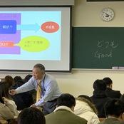 経済経営学部 武田幸男教授の最終講義を開催