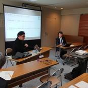 経済経営学部 藤岡教授が高校の存続意義を学ぶ研修会で講演