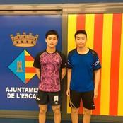 卓球スペインリーグレポート第2弾