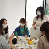 MOGUMOGUでカフェ・フランセを開催