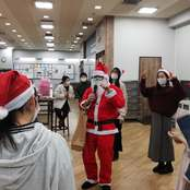 クリスマスイベントを開催