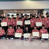 卓球部が北信越学生卓球選手権大会(兼インカレ予選)で全種目制覇