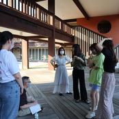 学生とネイティブ教員によるコラボイベント実施