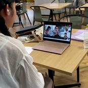 未入国留学生とオンラインで交流